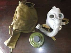 VINTAGE CHILD GAS MASK