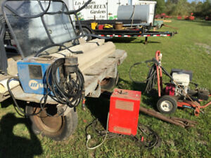 trailers/farm eqp sale