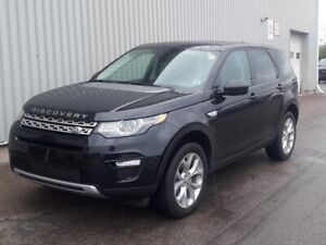 2016 Land Rover Discovery Sport HSE HSE Si4 PANAROOF
