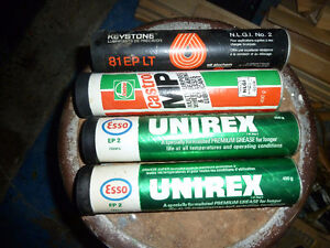 Grease/ Gear Oil