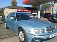 ROVER 75 CLUB CDTI, Blue, Manual, Diesel, 2003