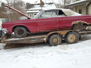 1968 newport covettible parting out