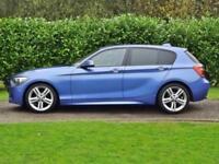 BMW 1 Series 116i 1.6 M Sport 5dr PETROL MANUAL 2012/62