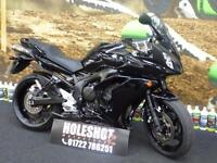2010 Yamaha Fazer FZ2 600 S2 FULL AKRAPOVIC EXHAUST SYSTEM ONLY DONE 10K