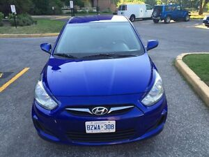 2012 Hyundai Accent Certified and E-Tested