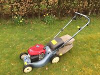 Honda Izy self propelled lawn mower
