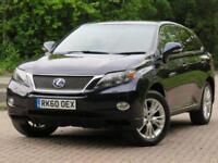 2010 60 LEXUS RX 3.5 450H SE-I 5D AUTO 249 BHP