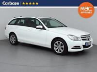 2013 MERCEDES BENZ C CLASS C180 BlueEFFICIENCY Executive SE 5dr
