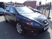 2012 SEAT LEON FR+ 2.0 TSI 211BHP/FANTASTIC CONDITION/1 OWNER /LOW MILES/FSH