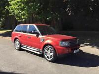 Land Rover Range Rover Sport SE TDV6 AUTO 2.7 DIESEL....Estate, 2007 (07 Plate)