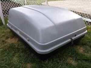 Roof box used