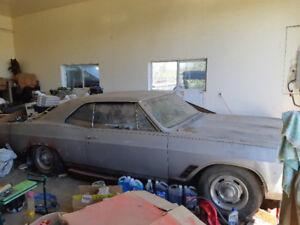 1966 Buick Skylark Style 44417
