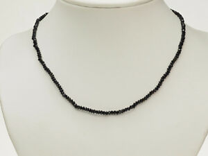 14K GOLD ONYX NECKLACE-GREAT PRICE !!!