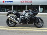 2011 61 Plate BMW K1300R in Black with 14465 miles