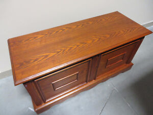 ~~~Brand New Cedar Storage Trunk and Benches
