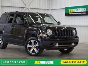 2016 Jeep Patriot 4WD High Altitude (cuir-toit ouvrant)