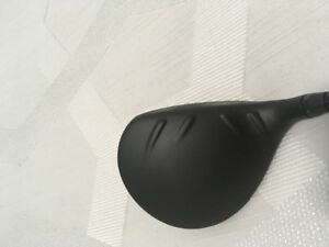Ping g400 5 wood left, with Accra tour z x4100 shaft