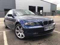 BMW 316 1.8 2004MY ti SE Compact P/X Welcome