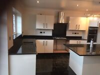 Cheap price granite /qutarz /marble worktops 20%discount all worktops