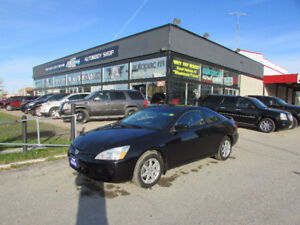 2003 Honda Accord EX Coupe (2 door) ***dont miss out***