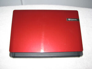 "WINDOWS 10 Gateway 10.1""  Netbook (LT2102H) - Red"