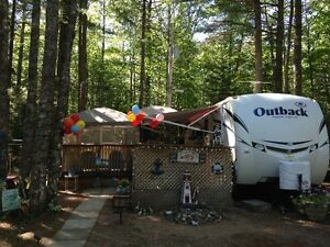 Trailer 2012 outback from original owner