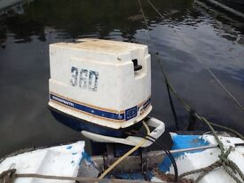 Archimedes penta 35hp outboard 1970's