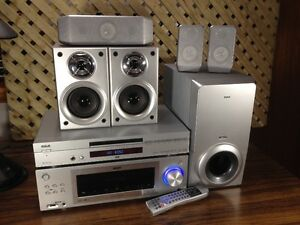 Three Home Theater Systems