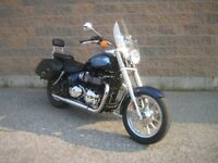 2009 Triumph Bonneville America