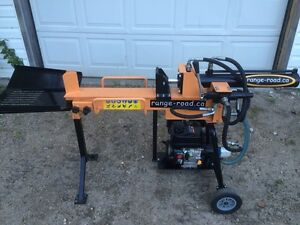 12 ton 4 SECOND CYCLE log splitter
