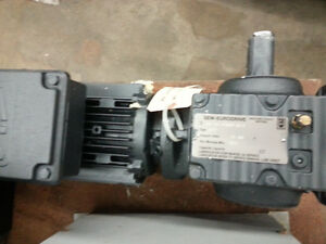EURODRIVE gear motor 2 HP, 1HP