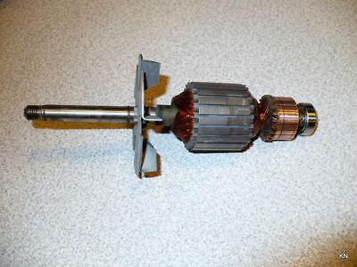 Kirby Armature (used KIrby Armature 114973 Fits Omega thru Legend II 110 volt w/Rear Bearing )