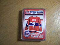 Montreal Canadiens The Hockey Card Game 2006 series