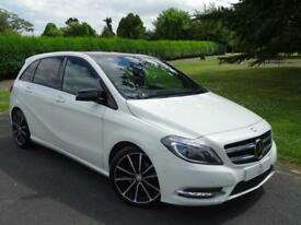 MERCEDES B CLASS B180 CDI BLUEEFFICIENCY SPORT 7G-DCT [START/STOP] 2013/63