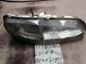 1998 Chev lumina headlights
