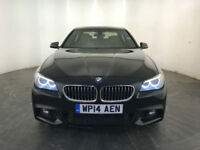 2014 BMW 530D M SPORT AUTO 258 BHP DIESEL 1 OWNER SERVICE HISTORY FINANCE PX