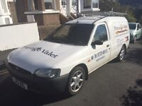 Mobile Valeting business, ready for work