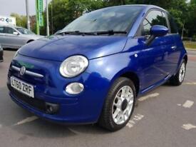 2010 Fiat 500 1.4 16v Sport 3dr
