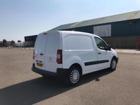 Citroen Berlingo 625 KG 1.6 HDI 75PS LX VAN DIESEL MANUAL WHITE (2016)