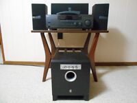 Receiver / Speakers / Powered Subwoofer