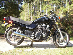 WANTED exhaust pipes 1991 honda 750 NIGHTHAWK