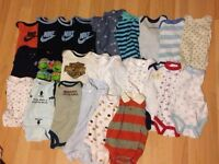 Baby clothing galore