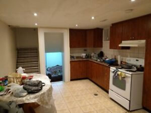2 Bedroom Spacious Basement from 1st Jan
