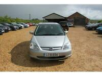 Honda 1.6 i-VTEC SE Executive Hatchback 5dr Petrol Automatic (172 g/km, 108 bhp)