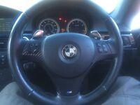 Bmw 335d steering wheel