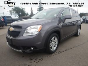 2012 Chevrolet Orlando 2LT  7-PASSENGER | HEATED SEATS