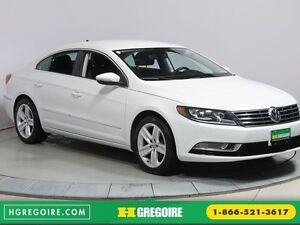 2015 Volkswagen CC SPORTLINE A/C MAGS CUIR BLUETOOTH GR ELECT