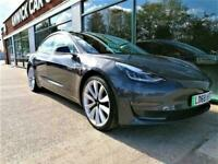 2019 Tesla Model 3 Performance Saloon Electric Automatic