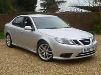 2011 60, Saab 9-3 1.9TTiD ( 180ps ) auto Vector Sport saloon + TWIN TURBO