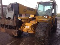 Matbro TS 280 Telehandler Merlo jcb Loadal manitou Sanderson widerman loading shovel bobcat